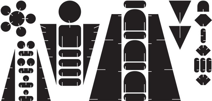 Typologies des contreformes, décembre 2013