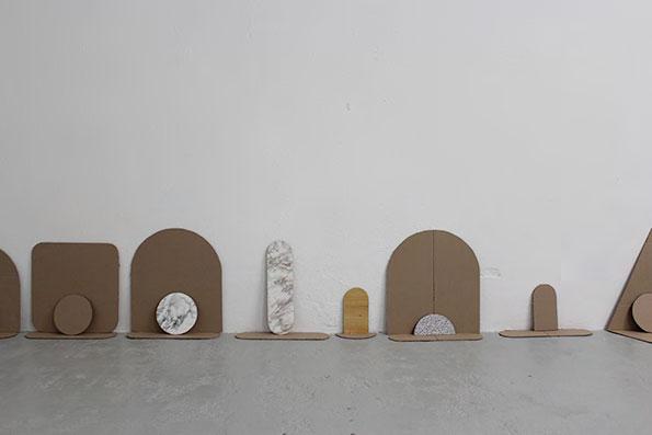 Vue d'atelier, janvier 2013