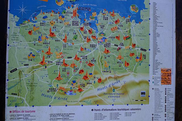 Plouneour-Menez-jardin-de-l-Abbaye-Le-Relec-Plan