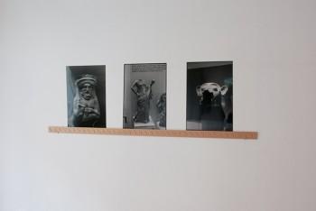 Sans-titre-epreuves-argentiques-sur-papier-baryte-brillant-plinthe-Grecque-157-x-52-cm-2014