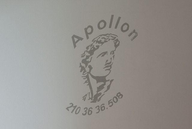 Taxi-Apollon-papier-reflechissant-autocollant-32-x-41-cm-2014