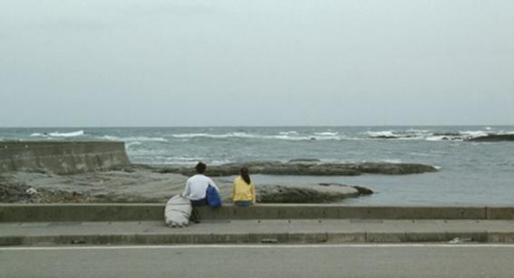 a scene at the sea Takeshi Kitano5
